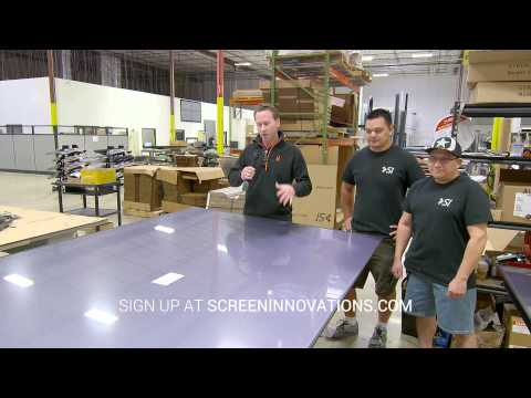 FREE Projection Screen Giveaway - Screen Innovations