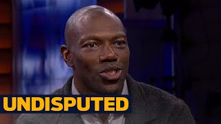 Terrell Owens and Eric Dickerson discuss the greatest WR of all-time | UNDISPUTED