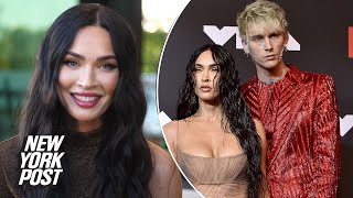 Exclusive Megan Fox interview on Machine Gun Kelly's style | Page Six Celebrity News