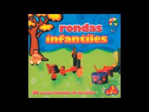 Caballito Blanco - Rondas Infantiles Vol. 3