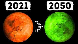 City of 1 Million on Mars Before 2050, That's the Plan