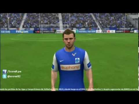 fifa 14 faces siebe schrijvers 360 genk youtube. Black Bedroom Furniture Sets. Home Design Ideas