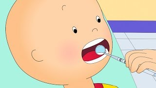 Caillou At the Dentist   Fun for Kids   Videos for Toddlers   Full Episodes   LIVE CAILLOU 2018 🔴
