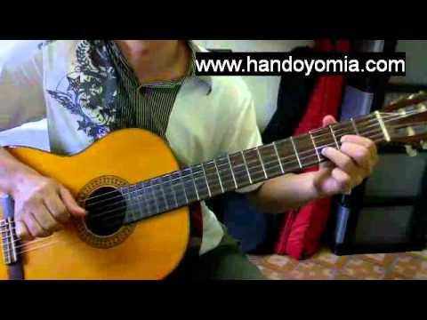 Pelangi Petang (Sudirman) - Afternoon Rainbow - Fingerstyle Guitar Solo