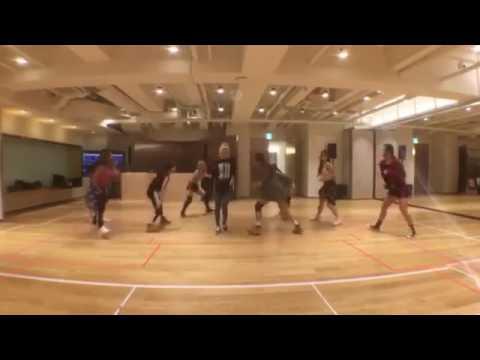 [PRACTICE] Hyoyeon x MixXHoney - Mek It Bunx Up | Dance Practice