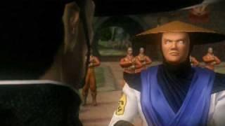 Kung Lao and Liu Kang Tribute