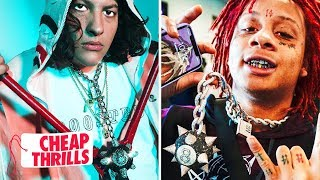 D.I.Y. Trippie Redd 8-Ball Chain | Cheap Thrills