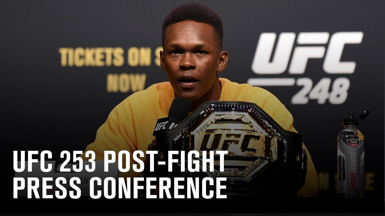 UFC 253: Post-fight Press Conference