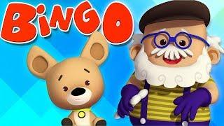 Bingo Dog Song | Nursery Rhymes | Kids Songs | Baby Rhyme By Little Eddie