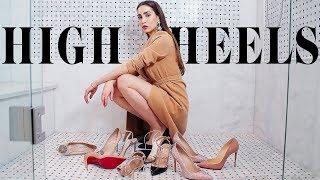 My Best & Worst Luxury Designer High Heel Buys | Niki Sky