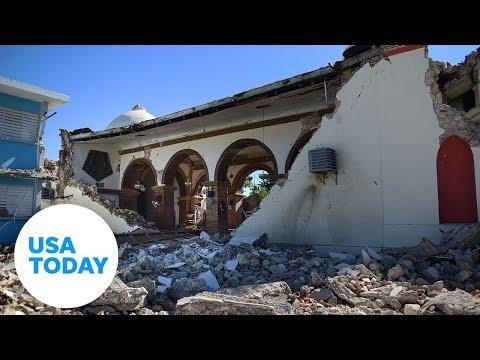 6.4 magnitude earthquake hits Puerto Rico | USA TODAY