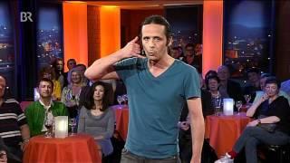 """Philipp in """"Kabarett aus Franken"""""""