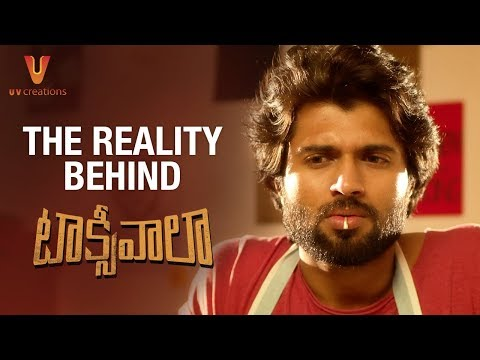 The Reality Behind Taxiwaala | Vijay Deverakonda