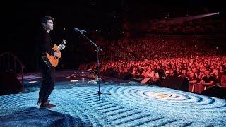 John Mayer - Free Fallin' LIVE at The O2 ,London , Arena, UK - May 11, 2017