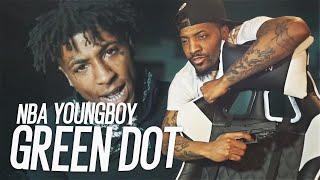 I GOTTA GO PRAY NOW LOL! | Nba Youngboy - Green Dot (REACTION!!!)
