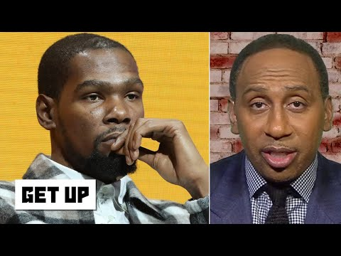 Stephen A. clarifies calling Kevin Durant to the Warriors 'the weakest move' | Get Up