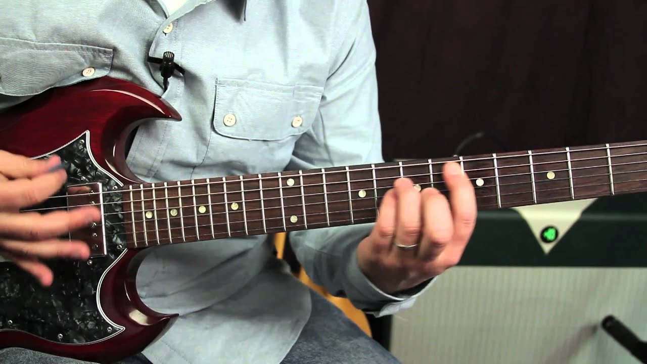 guitar lessons green day when i come around how to play on guitar tutorial youtube. Black Bedroom Furniture Sets. Home Design Ideas