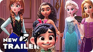 Wreck It Ralph 2 Trailer 2 (2018) Ralph Breaks the Internet
