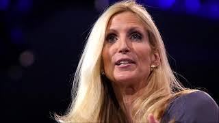 Ann Coulter Responds to John Conyers' Resignation