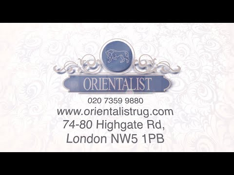 Orientalist Rug - Home of Largest Persian Rugs and Carpet in London