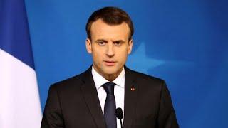 French president cites