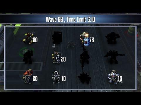 Robot Tsunami Processing Plant Campaign Wave 69