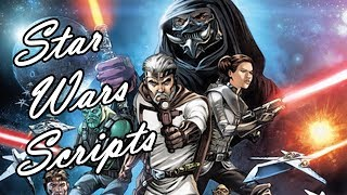 The Star Wars Scripts - Star Wars History: Chapter III - Nerdy Novel