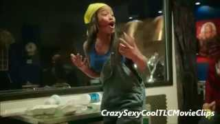 CrazySexyCool TLC Movie Food Fight