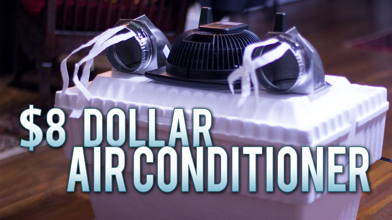 8 Homemade Air Conditioner Works Flawlessly Youtube