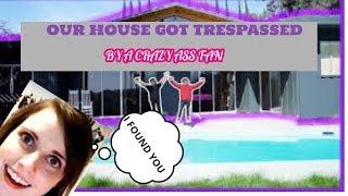 FAN BREAKS INTO DOLAN TWINS HOUSE?!
