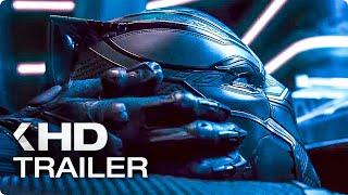 """BLACK PANTHER """"Protector of Wakanda"""" Trailer & TV Spot (2018)"""