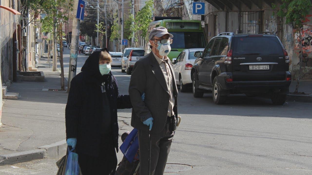 Запрет на авто: в Грузии резко ужесточен карантин