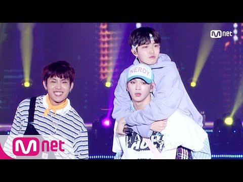Wanna One Go [최초 공개] 트리플포지션 - ′캥거루′ @X-CON 180604 EP.21