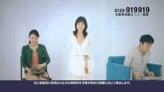 ソニー損保CM4