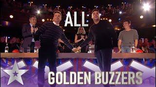 BRITAIN'S GOT TALENT 2020   ALL GOLDEN BUZZERS