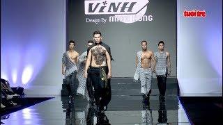 ⚡ Hot 100 | Giải Trí 24h | Đại hội mỹ nam 5 - Nam vương Trịnh Xuân Nhản nổi bật