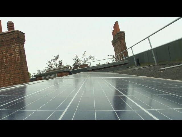 英國P2P太陽能交易 用不完直接賣鄰居
