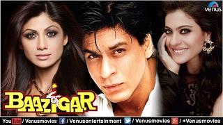 Baazigar Full Movie | Hindi Movies 2017 Full Movie | Bollywood Movies | Shahrukh Khan Full Movies