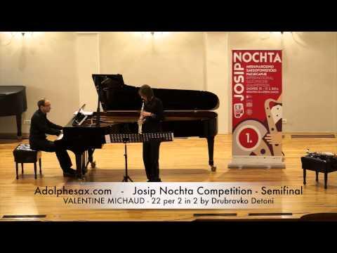 JOSIP NOCHTA COMPETITION VALENTINE MICHAUD 22 per 2 in 2 by Drubravko Detoni