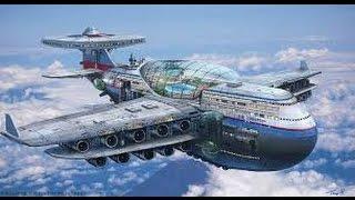 Future Aircraft Technology - Documentary