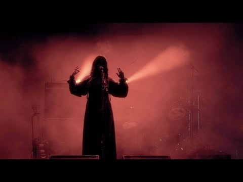 Chelsea Wolfe live, Øya Festival 2018 & PressureDrop.tv