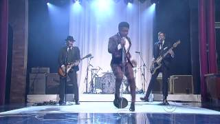 Vintage Trouble - Live on Late Show with David Letterman