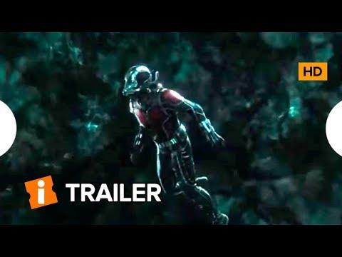 Homem-Formiga e a Vespa   Trailer Final Legendado