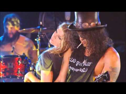 Baixar Fergie & Slash - Sweet Child O' Mine + INTERVIEW