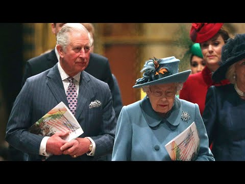 Prince Charles has COVID-19. When is the last time he saw Queen Elizabeth?