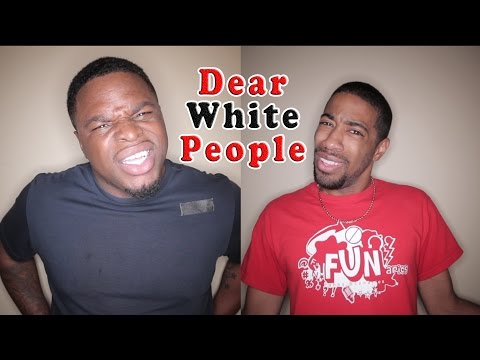 Dear White Black Repsonse (Parody) ft @Kjthejoker