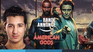 American gods s3 saison 3 :  bande-annonce
