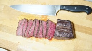 How to cook Flank Steak Sous Vide