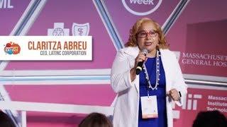 Claritza Abreu, Founder and CEO of LatInc