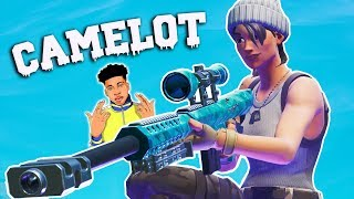 """Fortnite Montage - """"CAMELOT"""" (NLE Choppa)"""